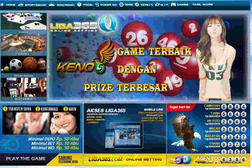 Situs Judi Liga365